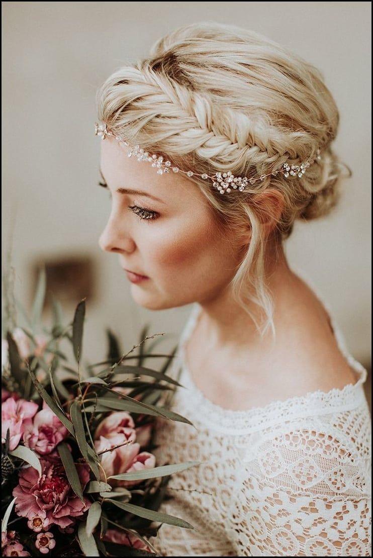 Hochzeit Frisuren für kurze Haare - Meine Frisuren  Frisuren
