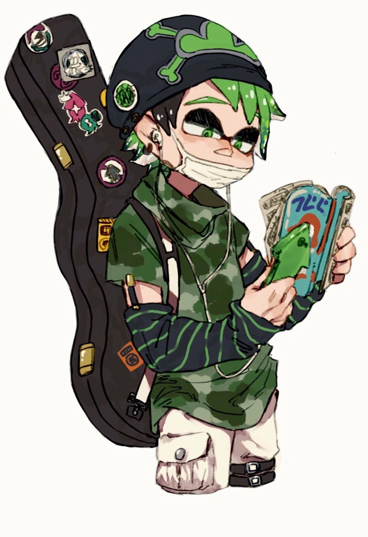 Splatoon 2 boy hairstyles pin by zarinie on splan  pinterest  nintendo and video games