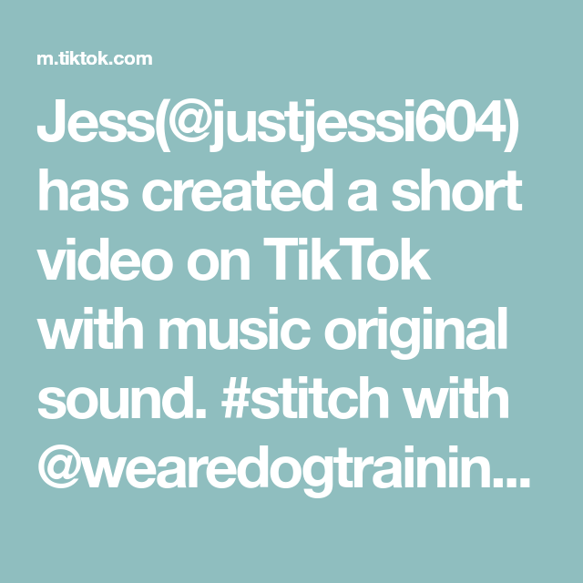 Jess Justjessi604 Has Created A Short Video On Tiktok With Music Original Sound Stitch With Wearedo In 2021 Starbucks Holiday Drinks Somebody To You The Originals