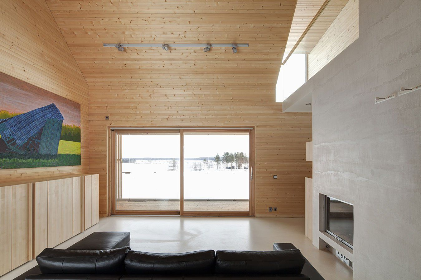 House House Riihi by OOPEAA Finland