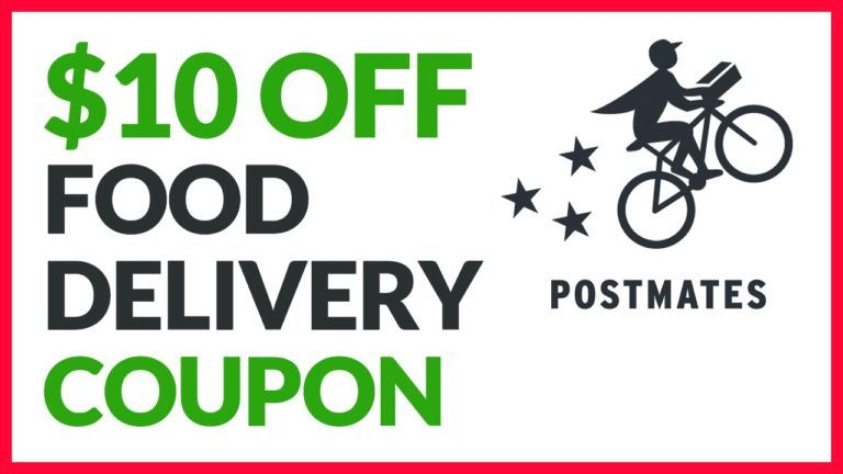 Postmates Refer and Earn 12222