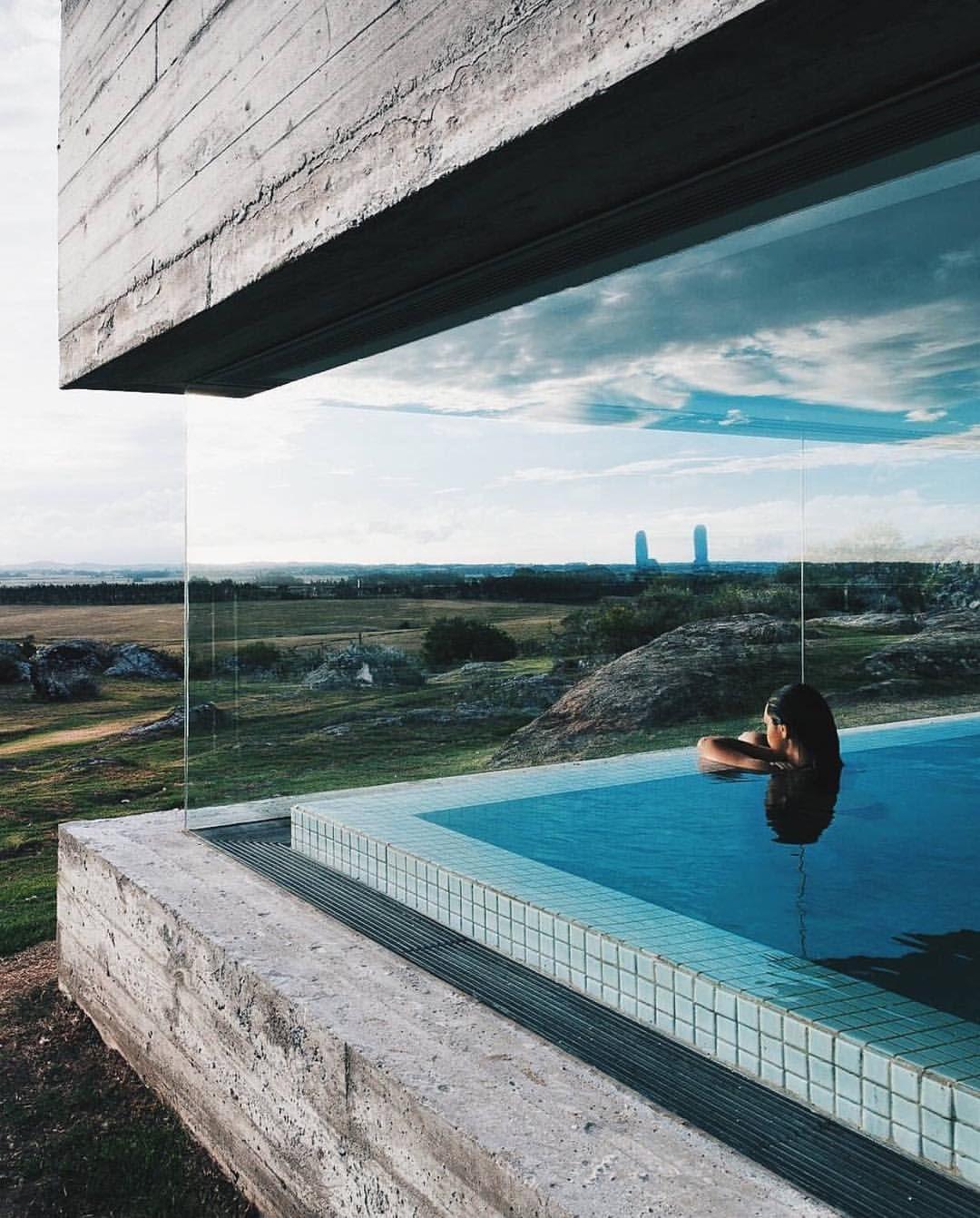 "26.8k Likes, 94 Comments -  ART & ARCHITECTURE MAGAZINE (@modern.architect) on Instagram: ""Fasano Las Piedras Hotel by @isayweinfeld,  Punta del Este #Uruguay ...  FG + SG"""