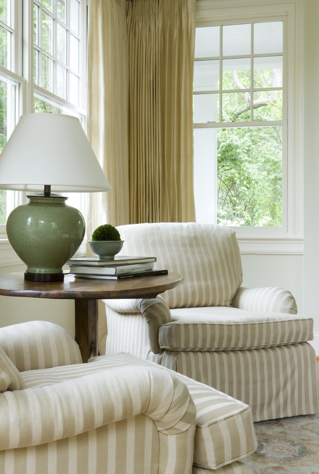Chevy Chase Family room  Family Room  American  Transitional by Celia Welch Interiors