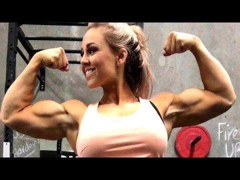 маде ли мускулистые девушки