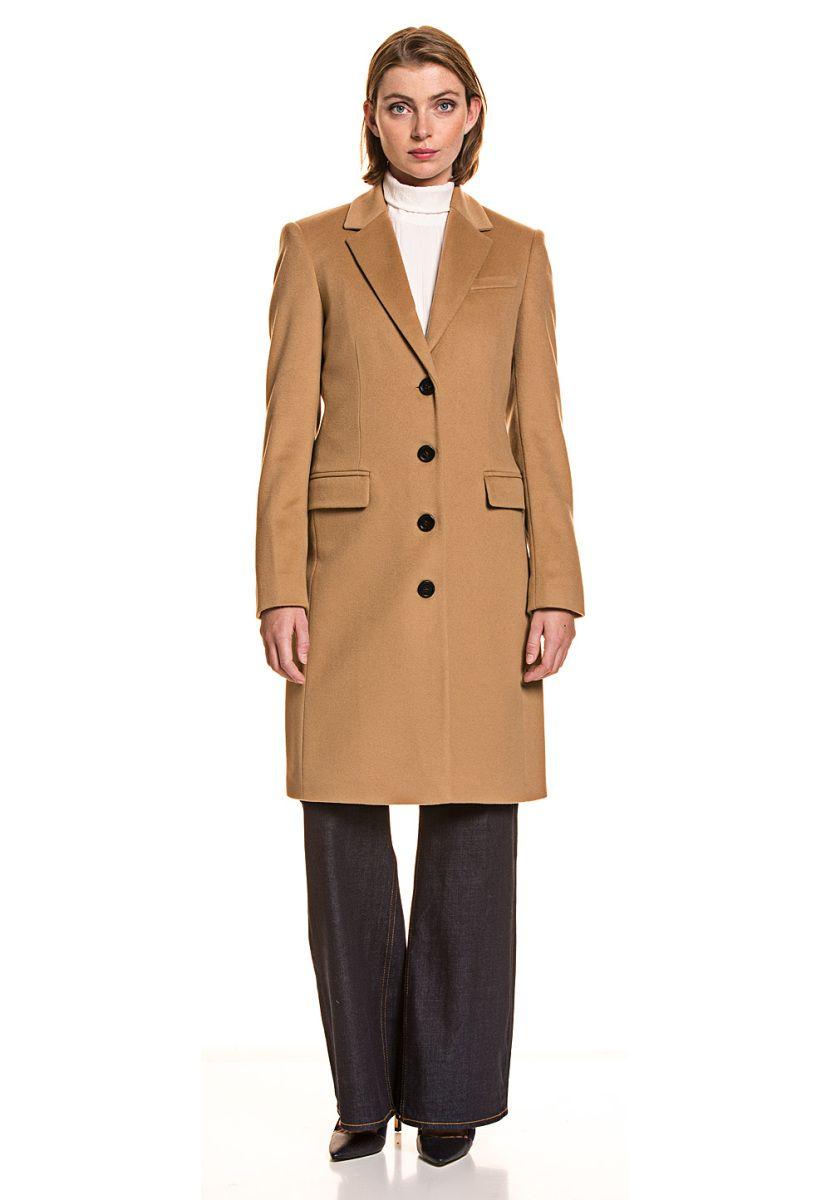 Burberry mantel grau wolle