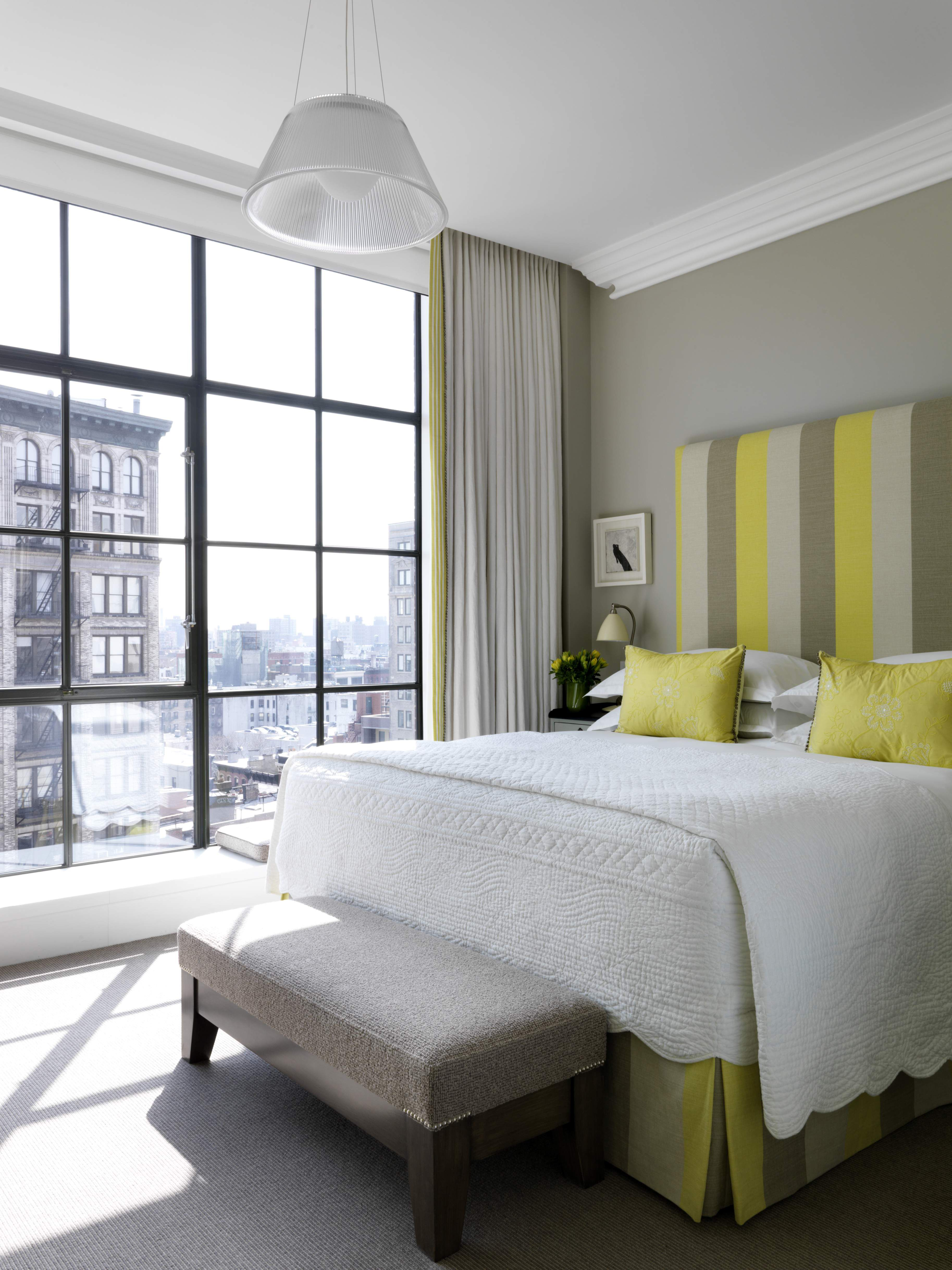 Interior home design bedroom ideas crosby street hotel nyc with interior design by kit kemp  country