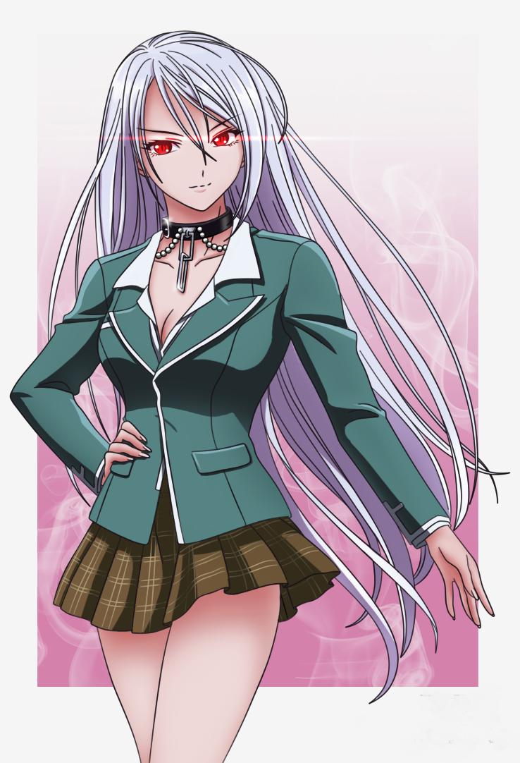 Anime De Rosario Vampire inner moka - rosario + vampire | rosario vampire anime