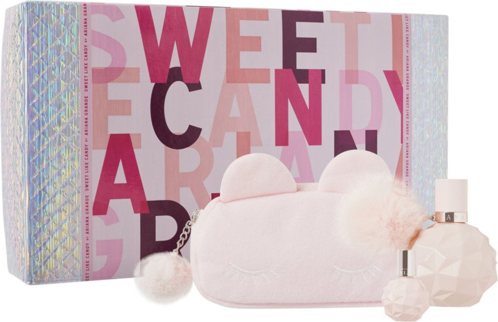 Ariana Grande Sweet Like Candy Gift Set For The Love Of Fragrance