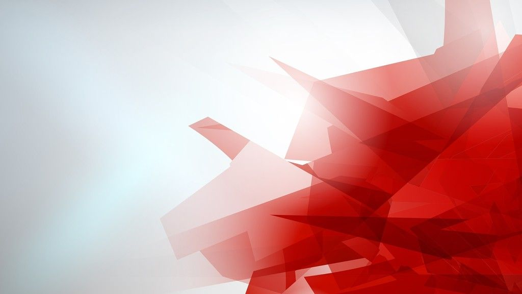 Red Abstract Low Poly Art Wallpaper With Images Abstract