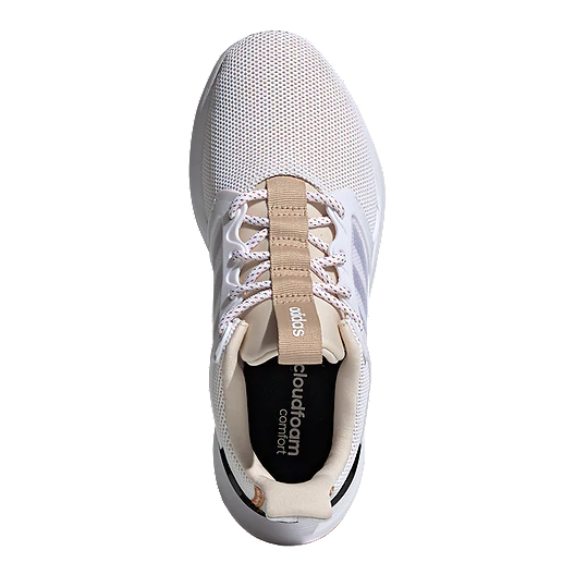 adidas Women's Energy Falcon X Running Shoes Linen/Grey