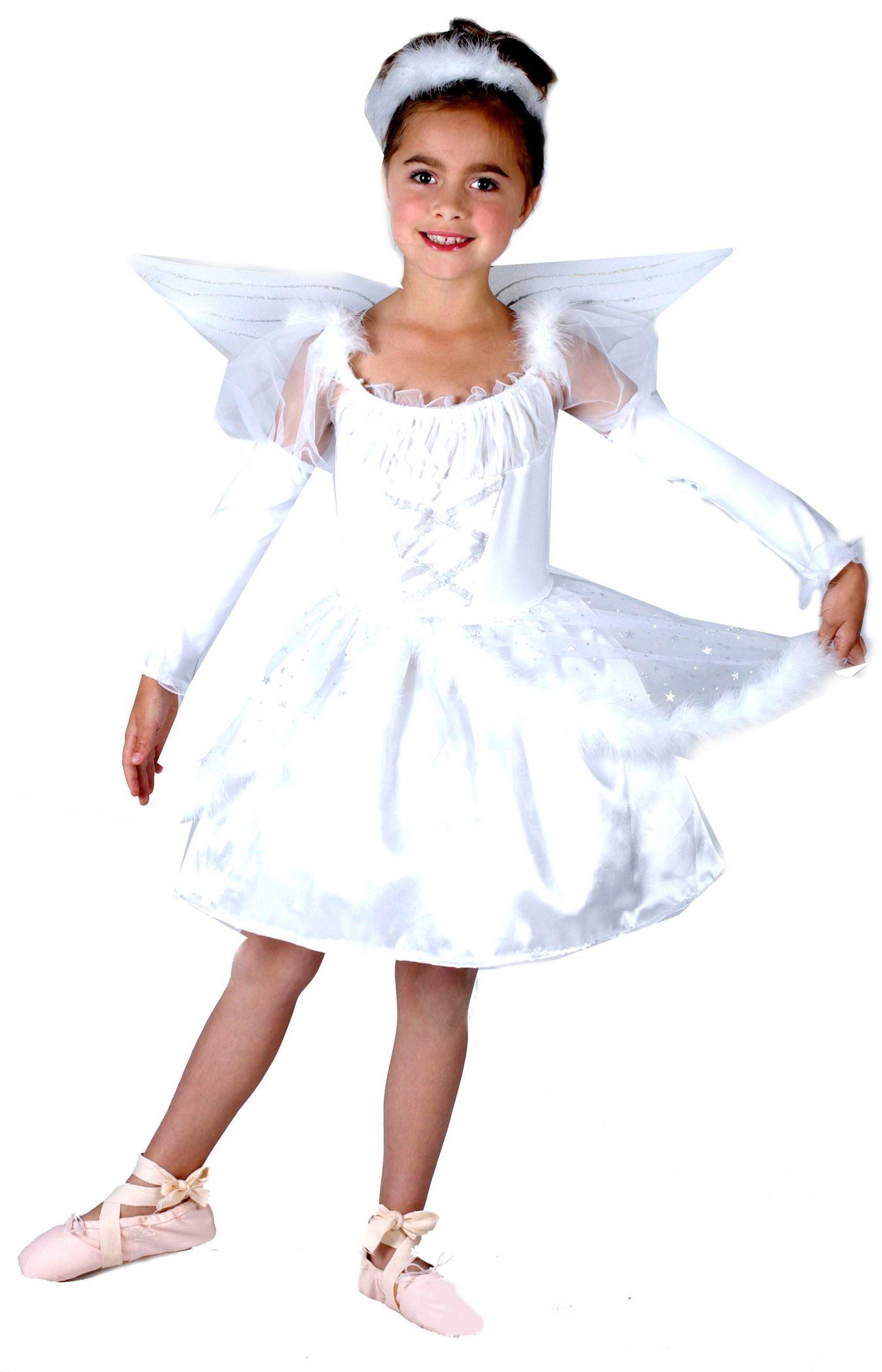 Disfraz De Angel Para Nina En 2018 Disfraces Navidad Pinterest - Disfraz-angel-nia