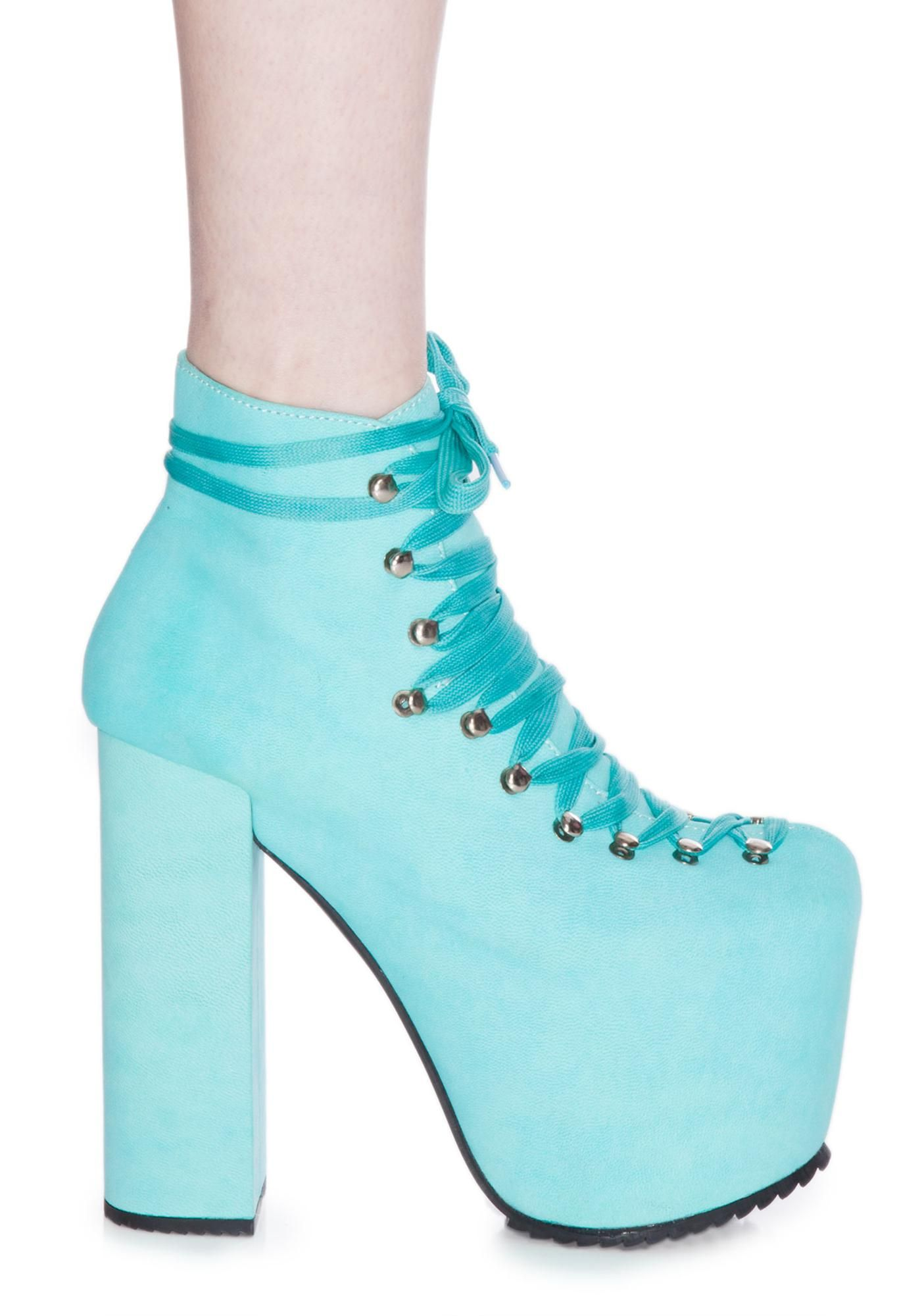 27f1861e591 UNIF The Hellbound Platform Shoes ...