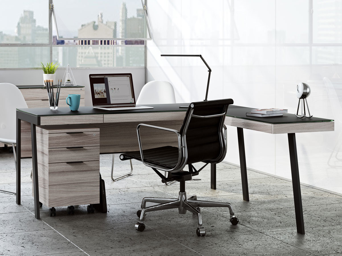 Sigma Desk 6901 Office Furniture Modern Mobile File Cabinet Modern Office Desk