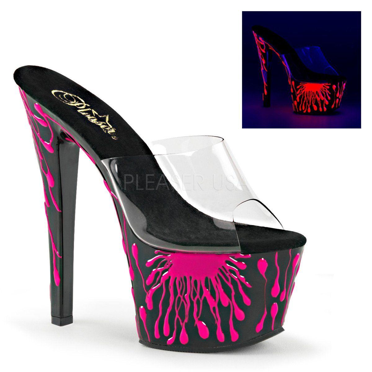High Heels Pleaser Shoes Damenschuhe SKY 301 5