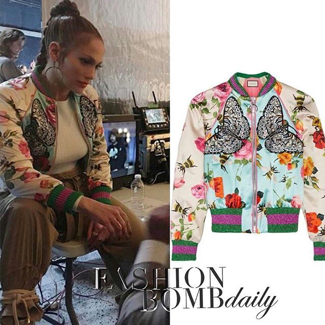 c73aaba9971 By   clairesulmers  fashionbombdaily  instastyle  instafashion  fashion   style  celebritystyle  jlo  jenniferlopez  gucci  realstyle