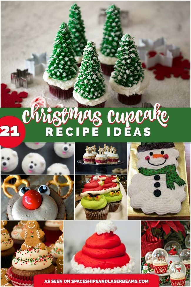 Creative Christmas Party Food Ideas Part - 19: Christmas Party Food · 21 Creative Christmas Cupcake Ideas