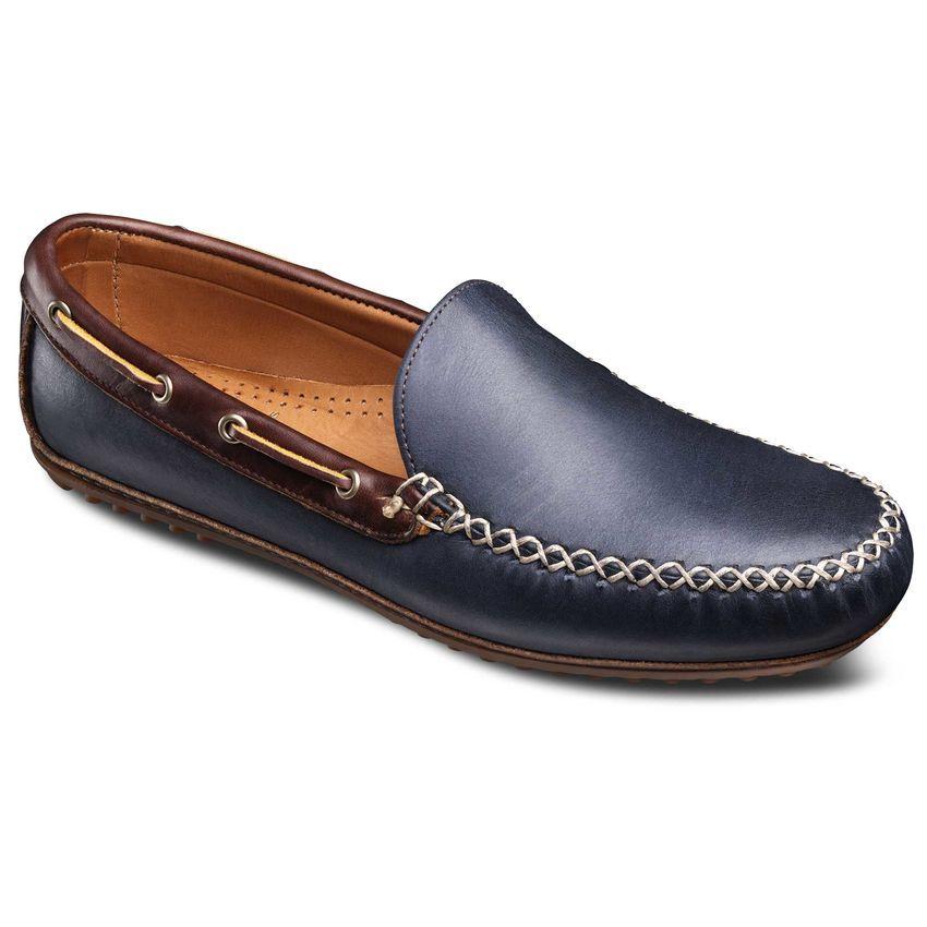 Highway 280 - Moc-toe Slip-on Loafer Casual Shoes by Allen Edmonds