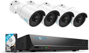 Top 10 Best Poe Security Camera Systems In 2021 Reviews Security Camera System Security Cameras For Home Security Camera