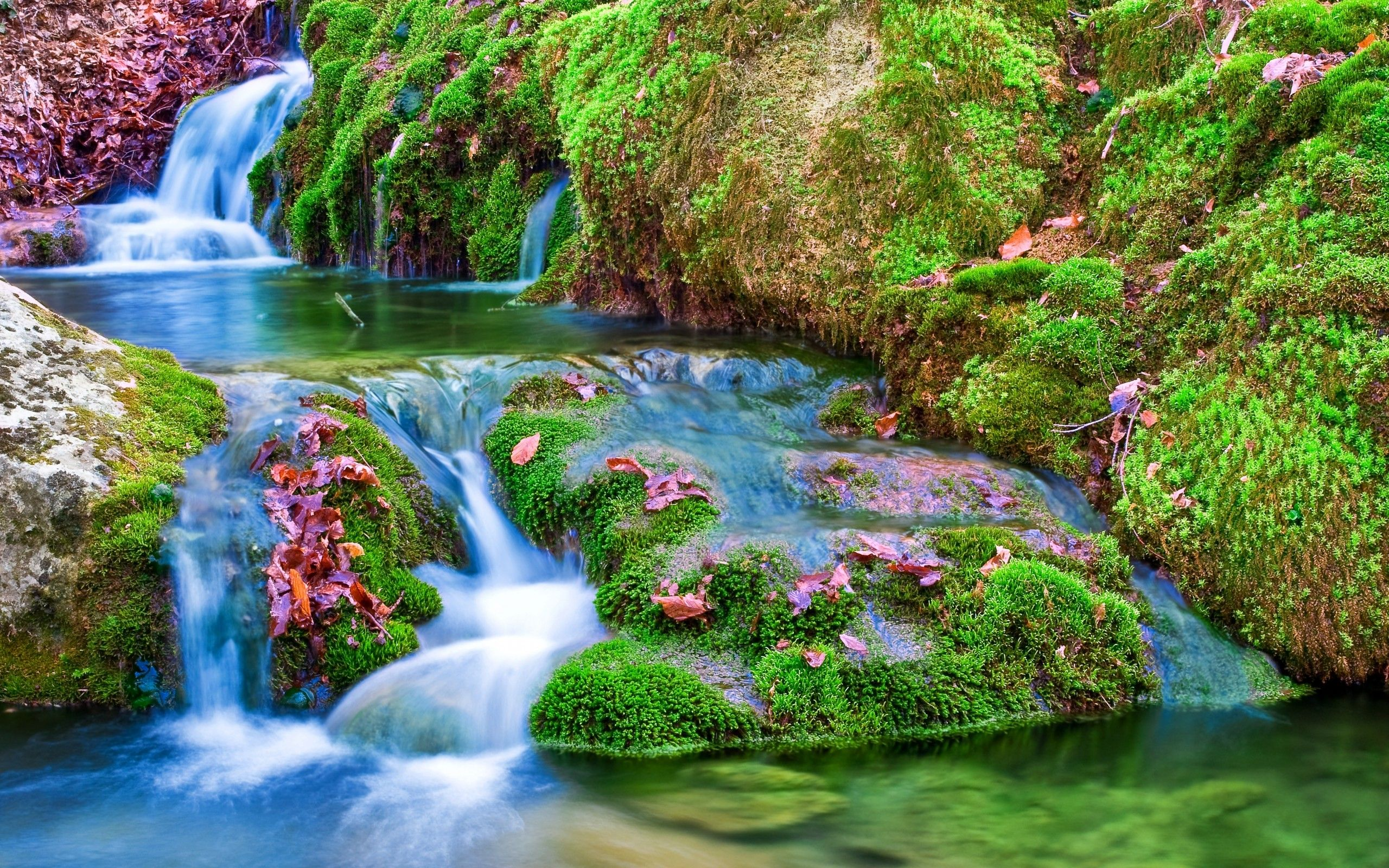 waterfall hd living waters water