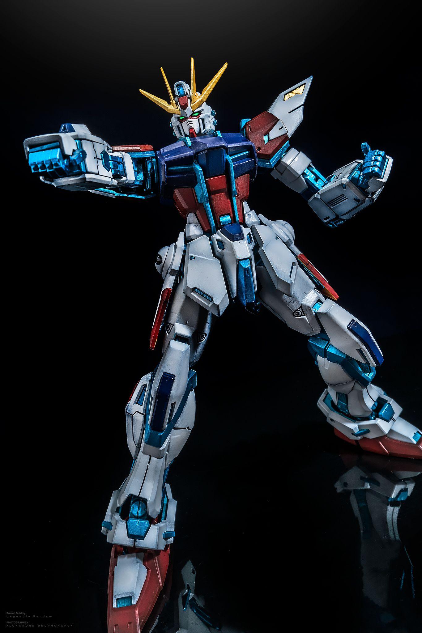 star build strike gundam ガンダム, ガンプラ