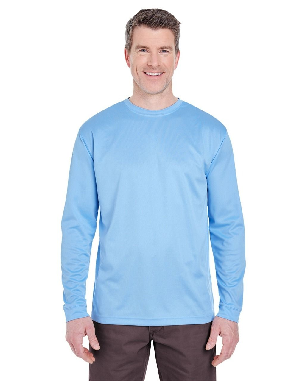 Long sleeve tshirt wicking athletic fit