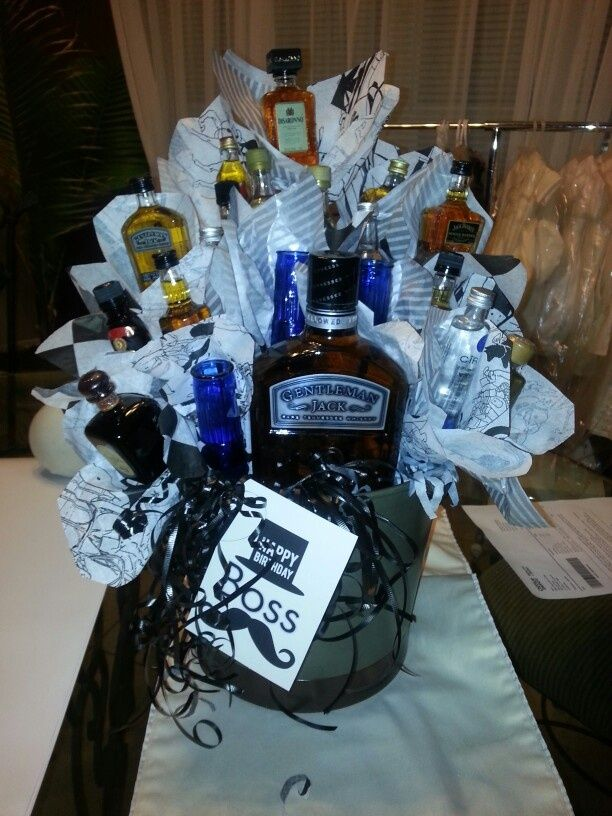Gift Basket For The Boss Gifts For Boss Gift Baskets