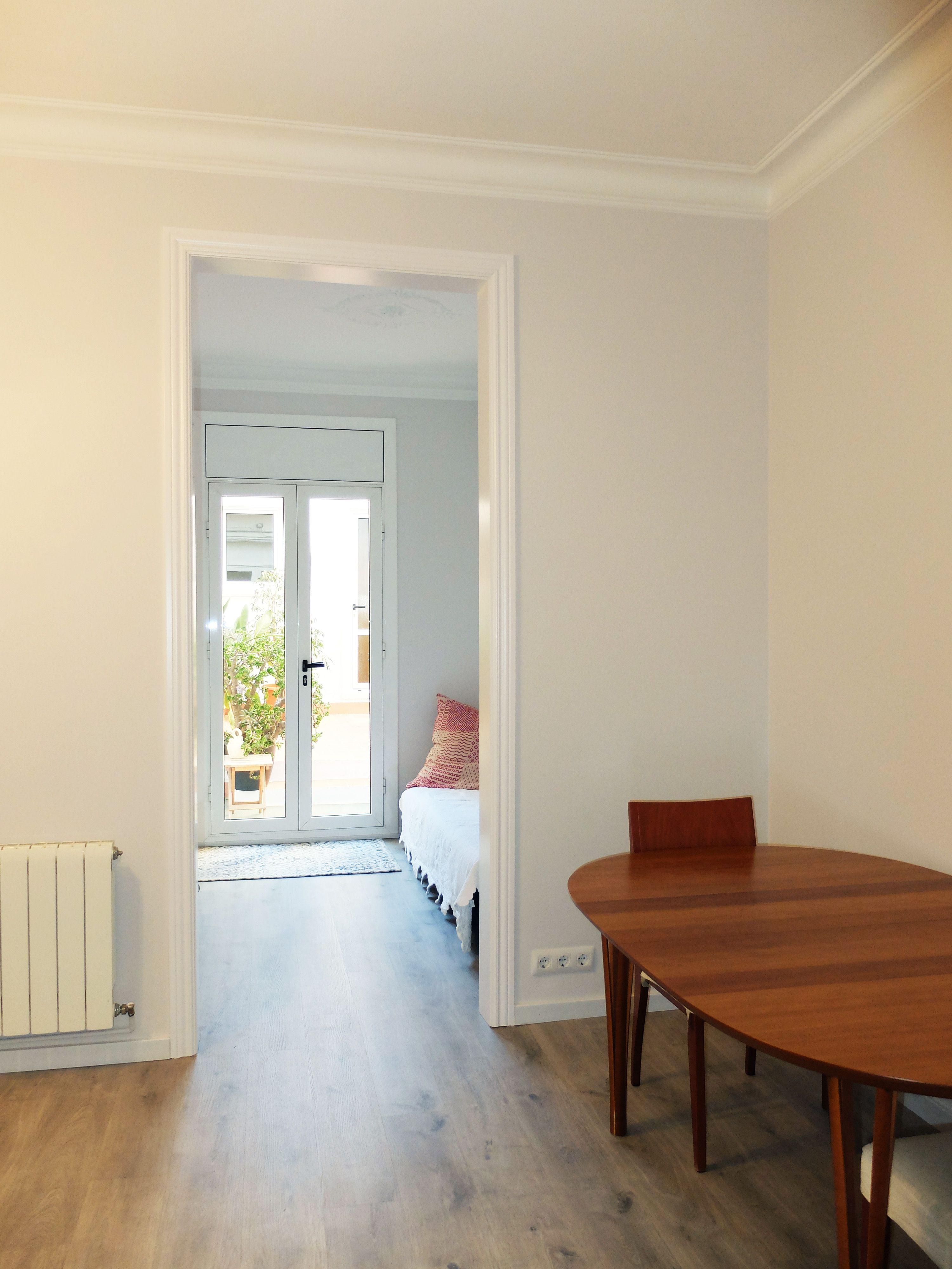 Reforma integral de piso antiguo con patio en gr cia - Accesible reformas ...