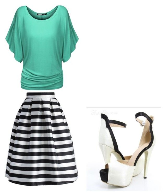 """""""Untitled #1802"""" by ania18018970 on Polyvore featuring Chicwish"""