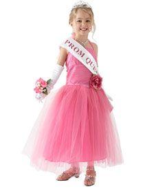 prom queen dress costume