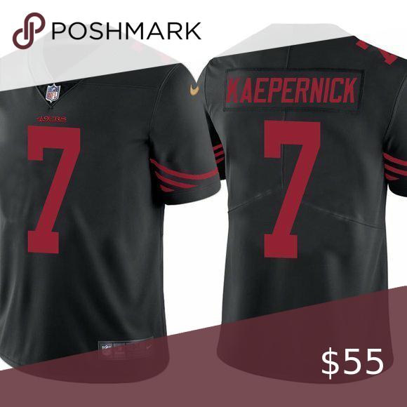 Men's San Francisco 49ers Colin Kaepernick Jersey
