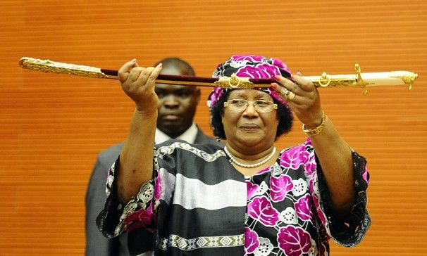 "I am so Proud of my Aunt!!! - President Joyce Banda of Malawi is being hailed as a ""new kind of African leader."" Since taking office, she has established that she puts her country first, working to pull her nation out of economic crisis and refusing the luxuries of past rulers. She has also fought for freedom of press and challenged laws against homosexuality. http://www.washingtonpost.com/world/malawis-joyce-banda-ushers-in-a-new-kind-of-african-leadership/2012/07/27/gJQAYIxyDX_story.html"