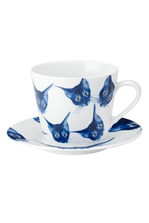 teacup and saucer: cat edition. http://m.ikea.com/us/en/catalog ...