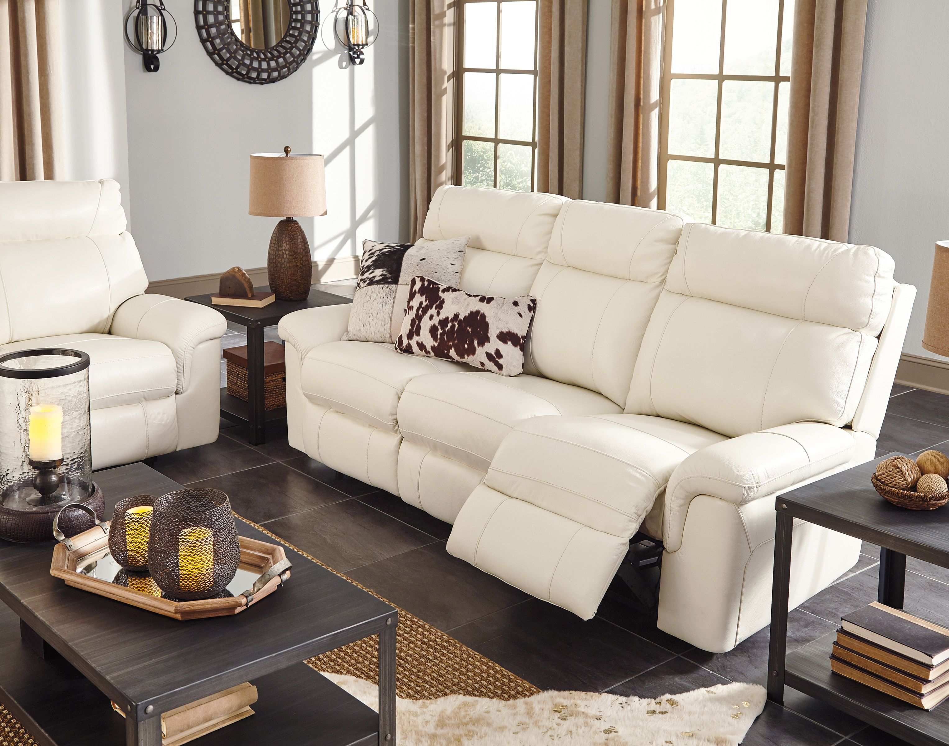 Candy Ecksofa Minnesota Whiteville Power Reclining Sofa Wadjustable Headrest You Want It