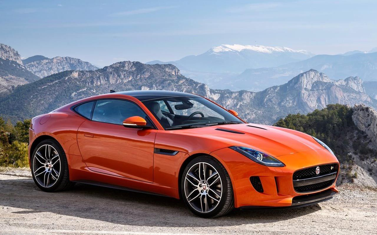 2015 jaguar f type coupe everything orange pinterest. Black Bedroom Furniture Sets. Home Design Ideas