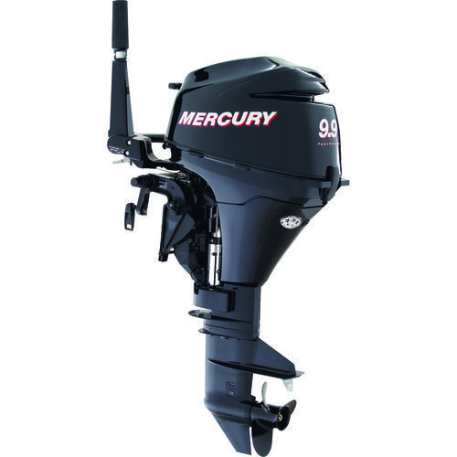 Mercury Marine 9 9 Hp 4 Stroke Outboard Motor Outboard Boat Motors Outboard Outboard Motors