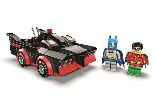 Lego Batman Classic Tv Series Batmobile Instructions Neoape Lego