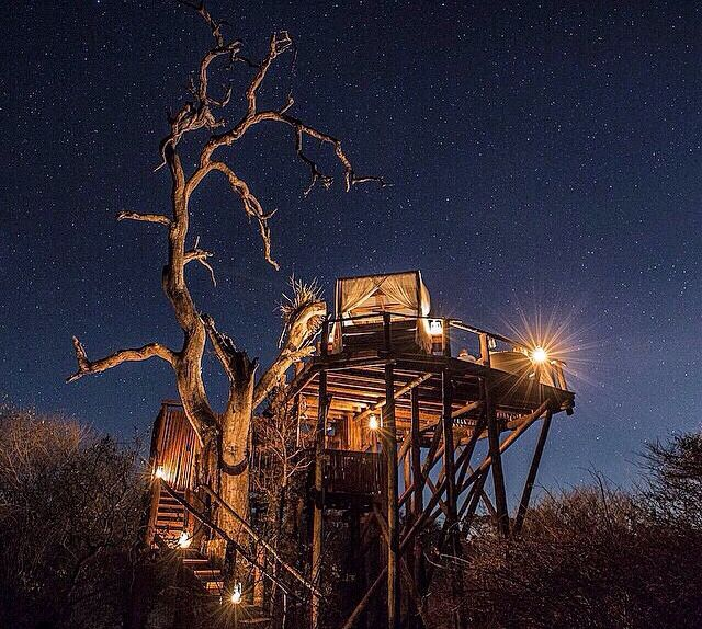 Lions Sands River Lodge - South Africa. Photo by Jimmy Chin
