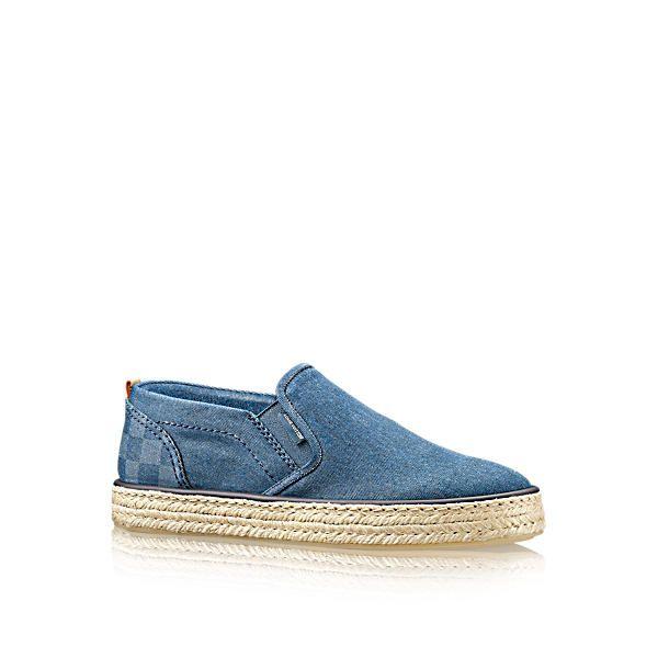 24bd3eace72 LOUIS VUITTON Coconut Grove Slip-On.  louisvuitton  shoes