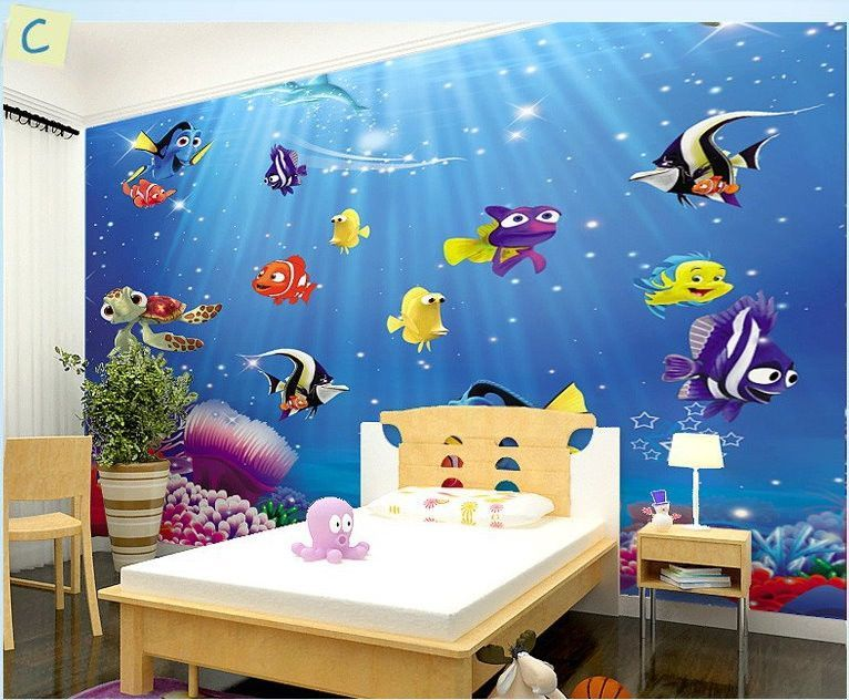 Finding Nemo Finding Dory Cartoon Wallpaper Kids Wallpaper