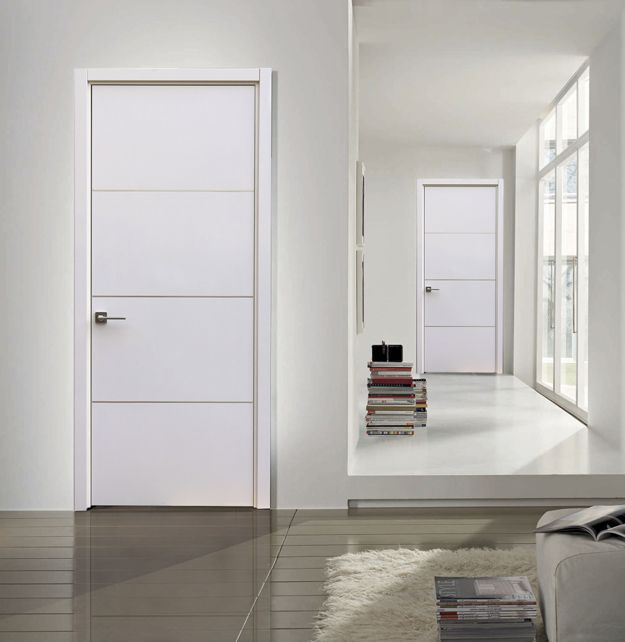 Quot Gloria Quot Glossy White Modern Interior Door Doors