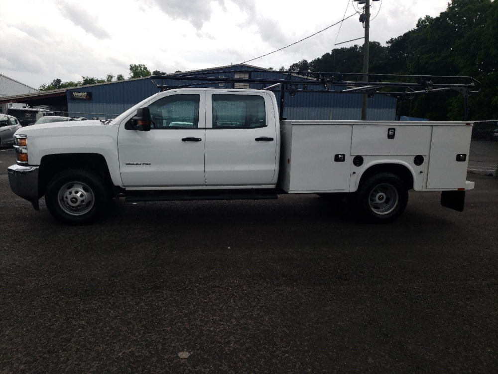Pre Owned Truck New Pre Owned 2018 Chevrolet Silverado 3500hd Work