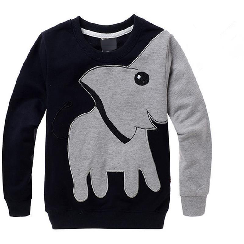 Autumn Baby Kids Girl Long Sleeve Sweatshirt Sweater Pullover Shirt Tops Blouse