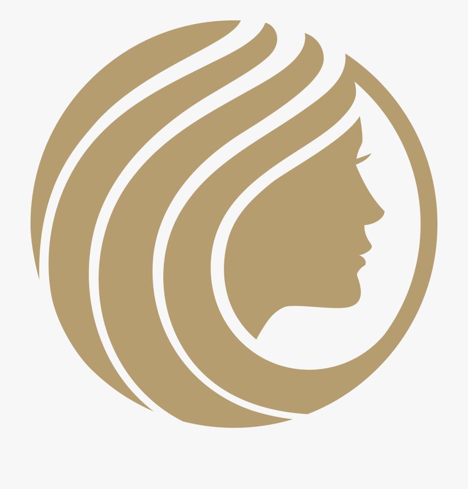 Download And Share Care Hairstyle Day Spa Parlor Salon Hair Logo Circle Cartoon Seach More Similar Free Transparen Hair Logo Salon Logo Design Hair Salon