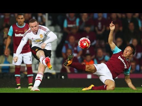 Manchester United Vs West Ham 2 3 Highlights Full Match Premier Leag Bong đa