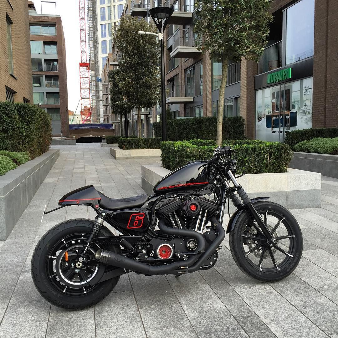 MR.6 Urban Racer Sportster 883 || at Warr's Harley-Davidson ...