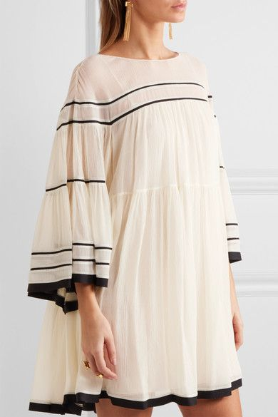 Chloé Striped dress bJjR3c