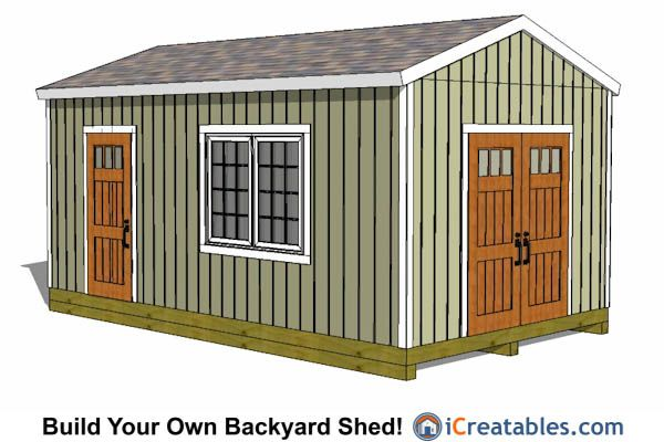 12x20 large storage shed plans 12x20 shed plans