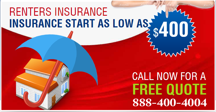 Renters Insurance Cost California