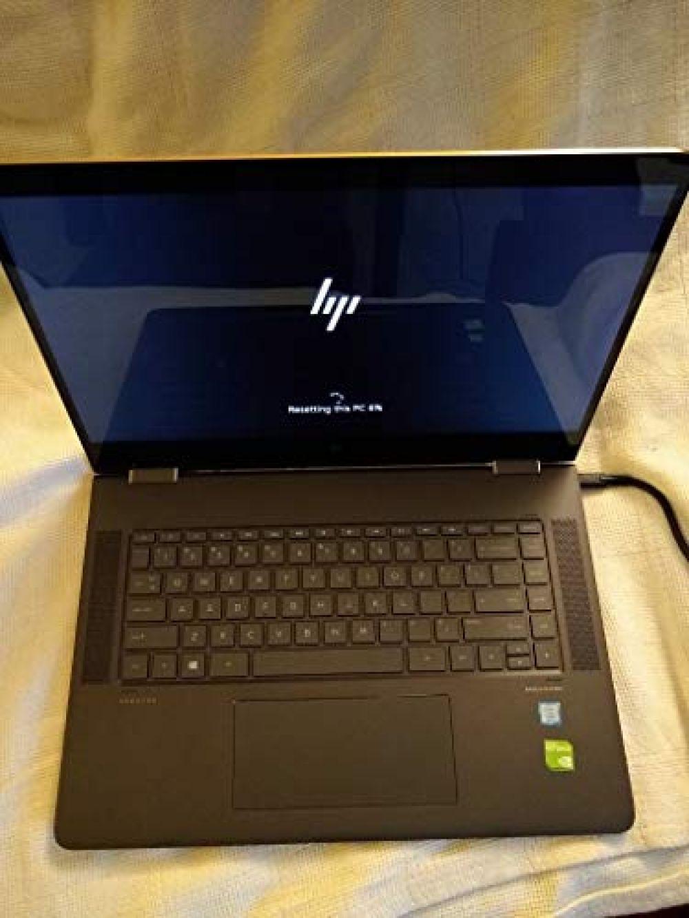 Hp Spectre X360 2 In 1 15 6 4k Ultra Hd Touch Screen Laptop Intel I7 8th Gen Cpu 8550u Quad Core 16gb Memory 512gb S Touch Screen Laptop Hp Spectre Ssd