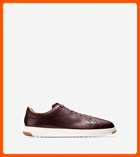 72f13f4fbe7ac Cole Haan Men's Grandpro Tennis Fashion Sneaker, Chestnut Handstain ...
